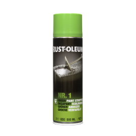 Green Paint Stripper spray